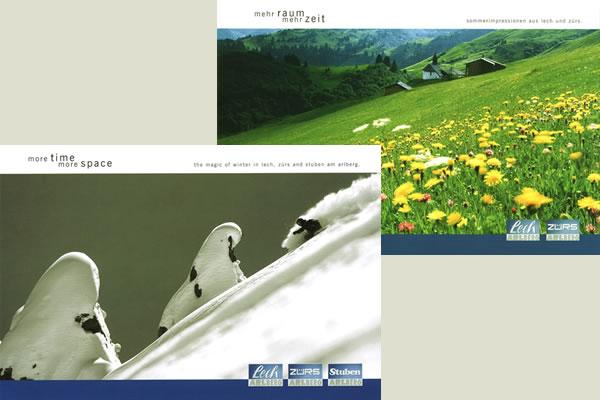 image brochure Summer Winter